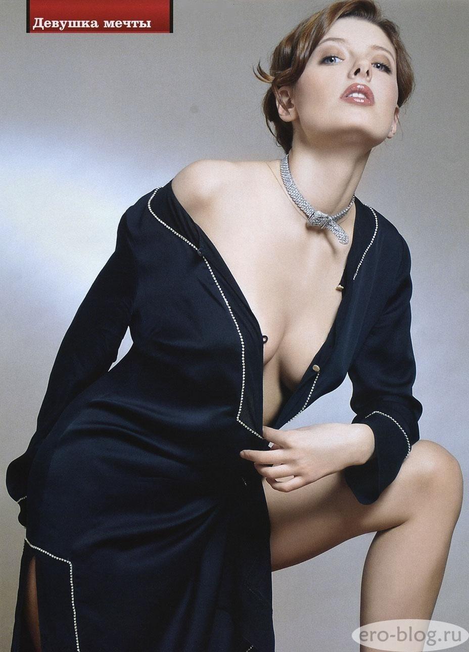 Голая обнаженная Эмилия Спивак интимные фото звезды