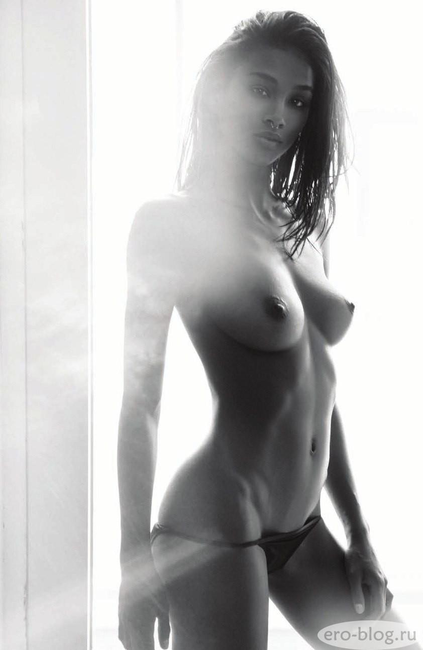 Голая обнаженная Lisa-Marie Jaftha | Лиза-Мария Джафта интимные фото звезды