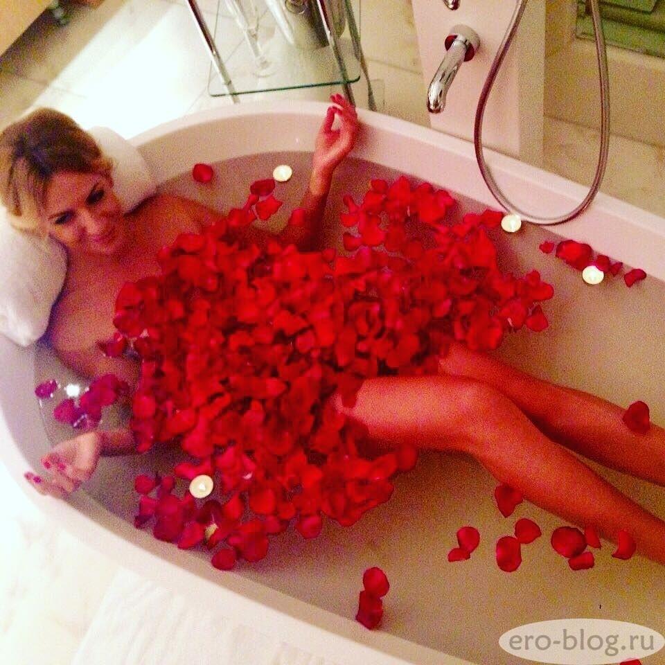 Голая обнаженная Леся Никитюк интимные фото звезды