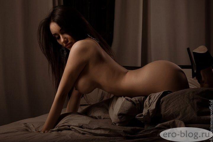 Голая обнаженная Кира Майер интимные фото звезды