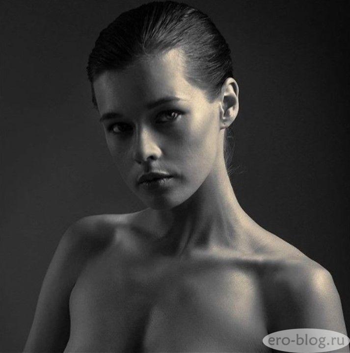 Голая обнаженная Екатерина Шпица интимные фото звезды