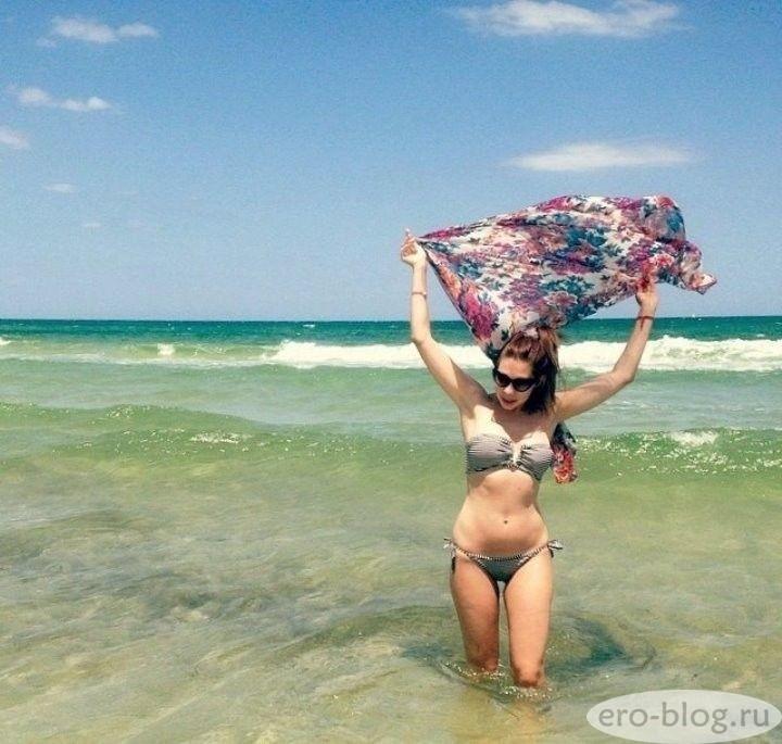 Голая обнаженная Алина Алексеева интимные фото звезды
