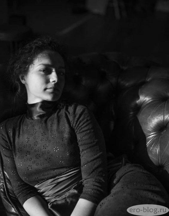 Голая обнаженная Ангелина Поплавская интимные фото звезды