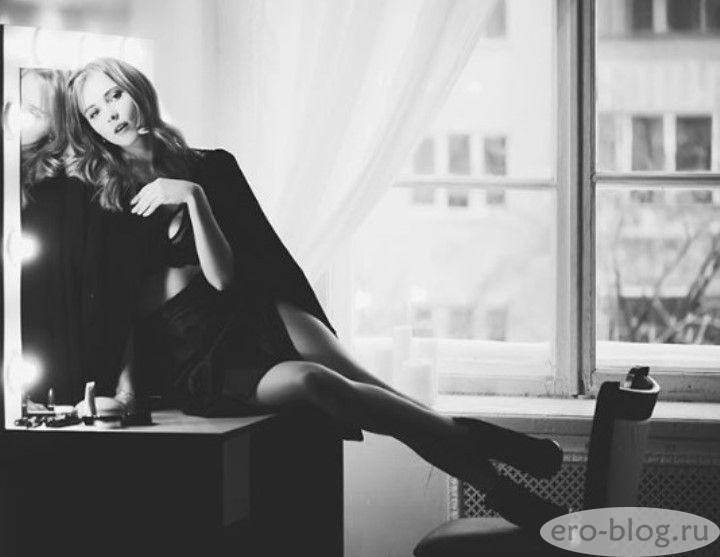 Голая обнаженная Анна Кошмал интимные фото звезды