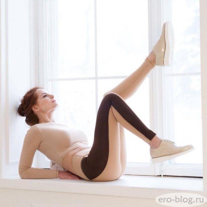 Голая обнаженная Елена Ландер интимные фото звезды
