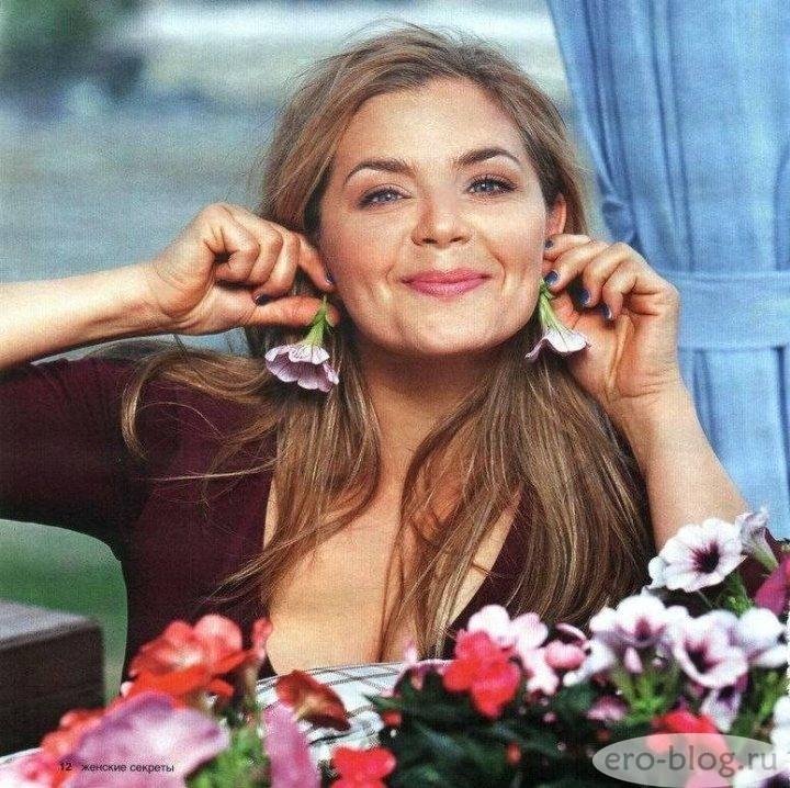 Голая обнаженная Ирина Пегова интимные фото звезды