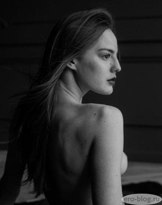Голая обнаженная Изабель Эйдлен интимные фото звезды