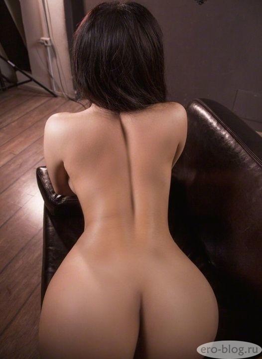 Голая обнаженная Кристина Финк интимные фото звезды