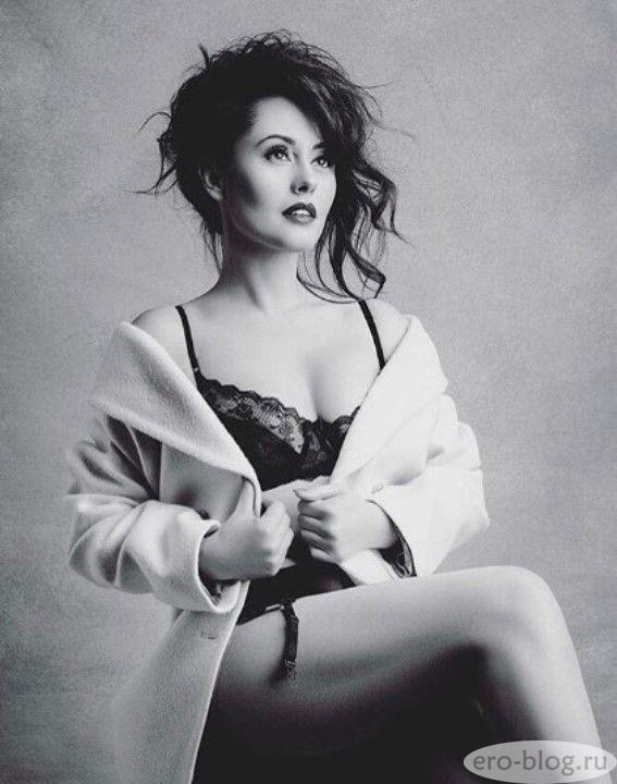 Голая обнаженная Мария Кравченко интимные фото звезды