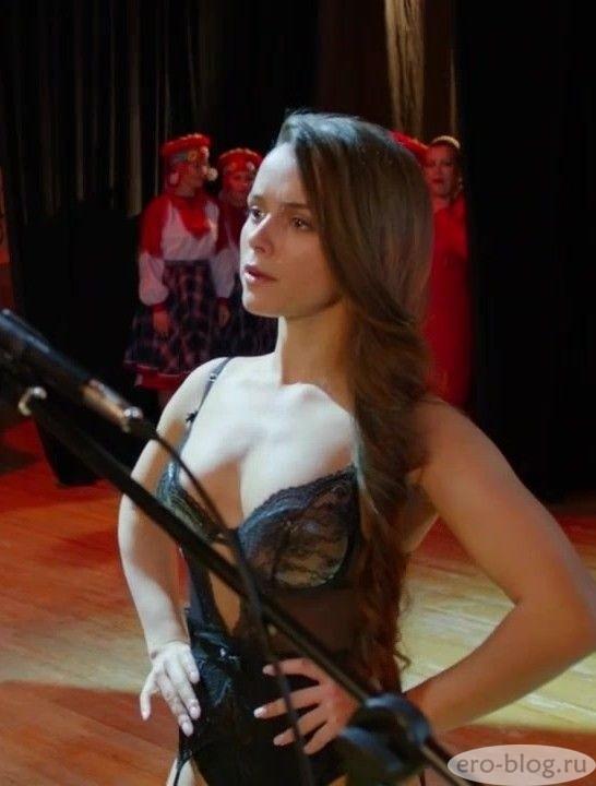 Голая обнаженная Мила Сивацкая интимные фото звезды
