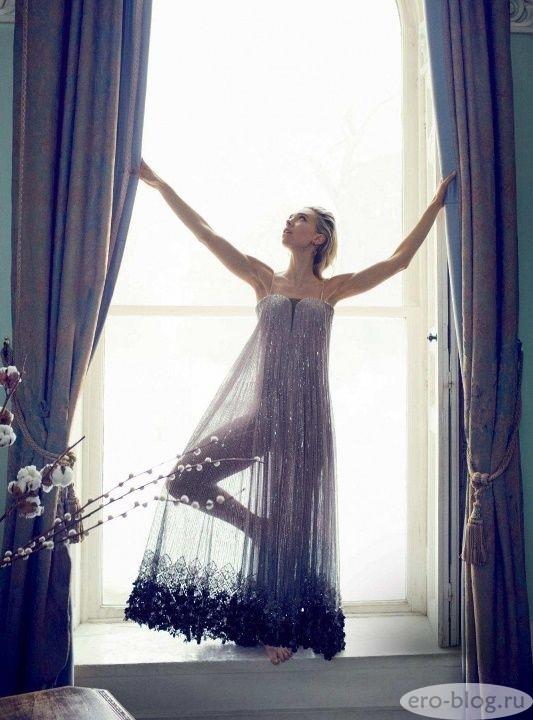 Голая обнаженная Ванесса Кирби интимные фото звезды