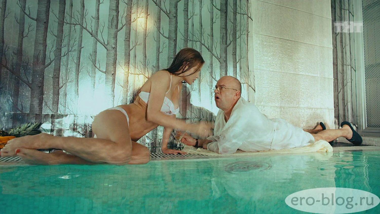 Голая обнаженная Алина Ланина интимные фото звезды