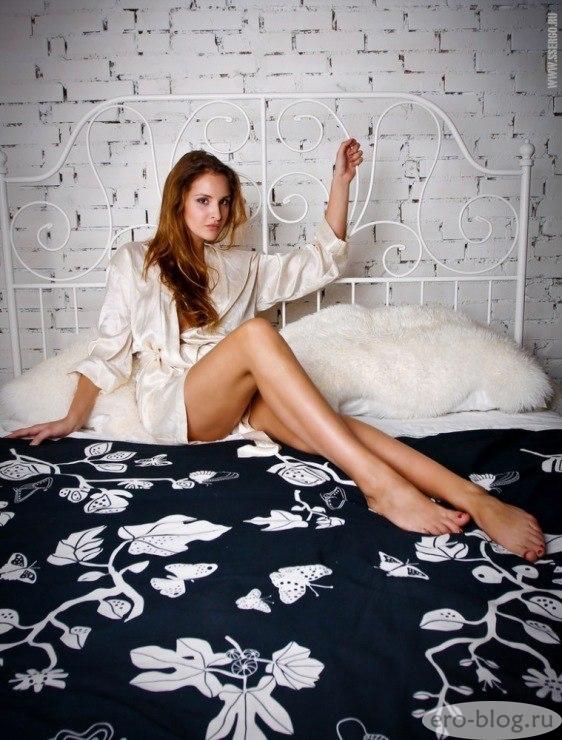 Голая обнаженная Софья Каштанова интимные фото звезды