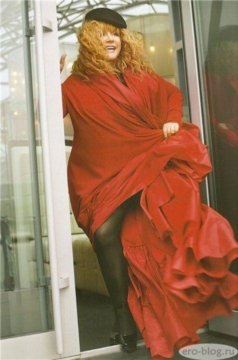 Голая обнаженная Алла Пугачева интимные фото звезды