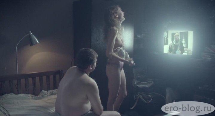 Голая обнаженная Анастасия Калашникова интимные фото звезды