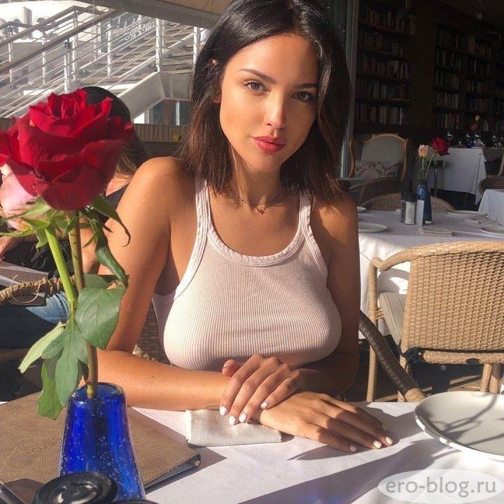 Голая обнаженная Эйса Гонсалес интимные фото звезды
