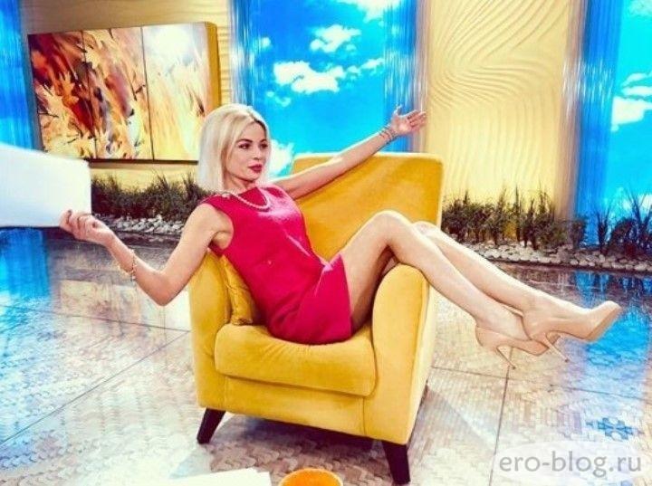 Голая обнаженная Елена Николаева (телеведущая) интимные фото звезды
