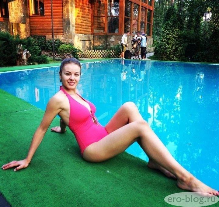 Голая обнаженная Олеся Фаттахова интимные фото звезды