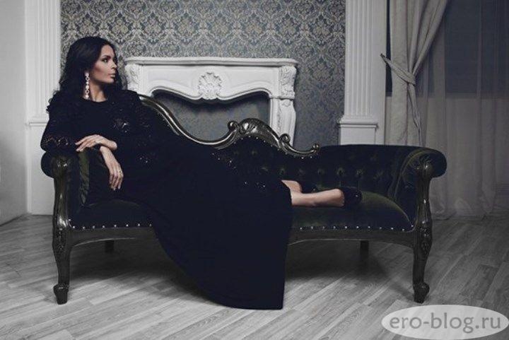 Голая обнаженная Юлия Ахмедова интимные фото звезды