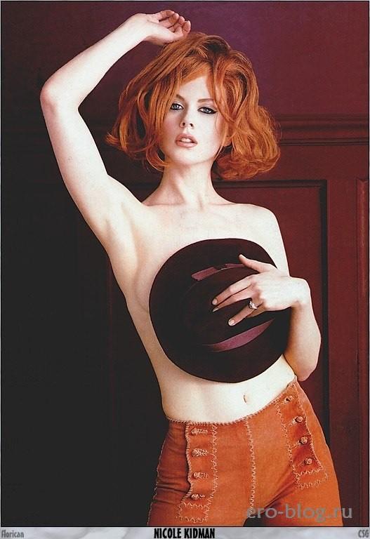 Голая Nicole Kidman фото, Обнаженная Николь Кидман