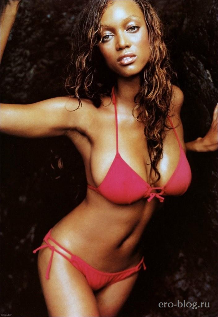 Голая Tyra Banks фото, обнаженная Тайра Бэнкс