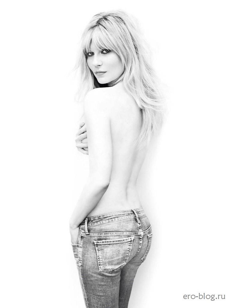 Голая Kirsten Dunst фото, Обнаженная Кирстен Данст