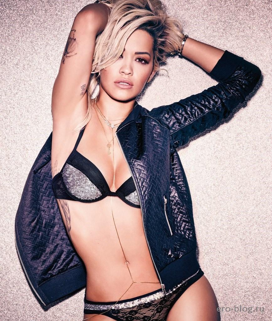 Голая Rita Ora фото, обнаженная Рита Ора