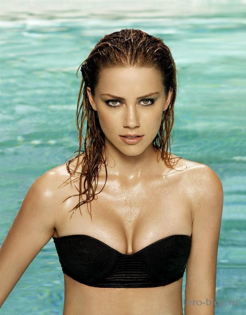 Голая Amber Heard фото, Обнаженная Эмбер Хёрд