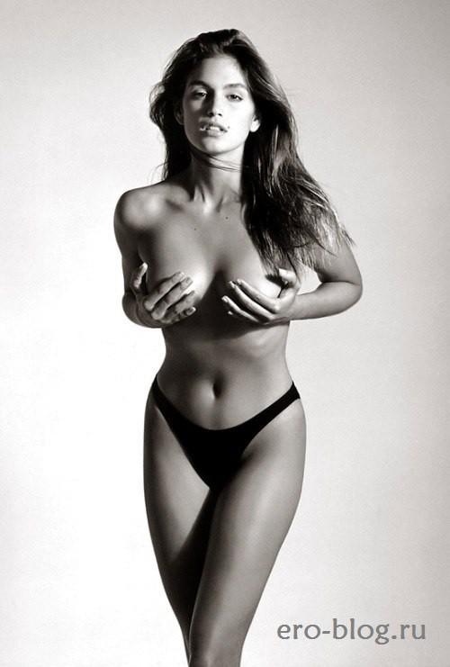 Голая Cindy Crawford фото, Обнаженная Синди Кроуфорд