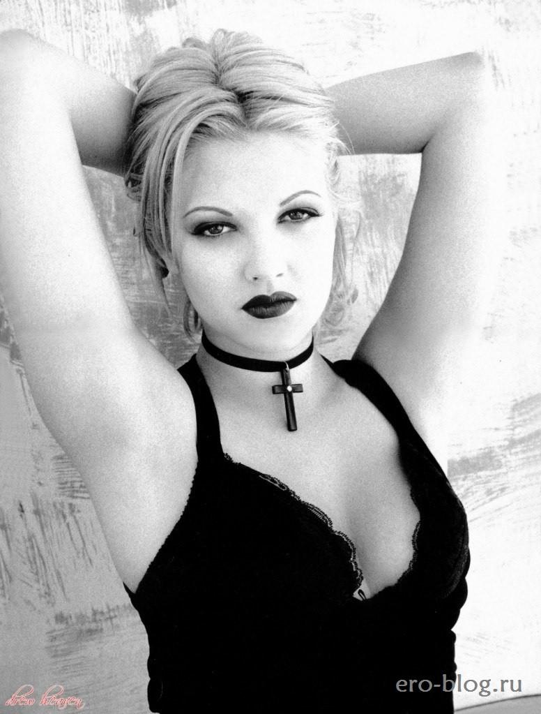 Голая Drew Barrymore фото, Обнаженная Дрю Бэрримор
