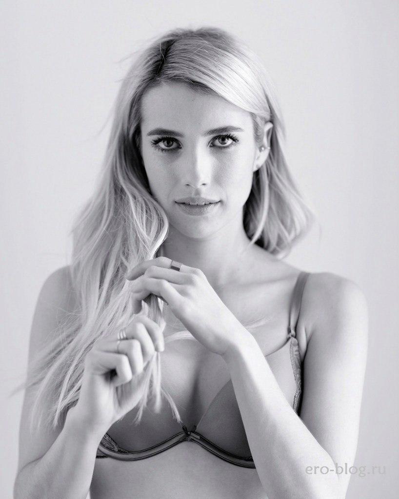 Голая Emma Roberts фото, обнаженная Эмма Робертс