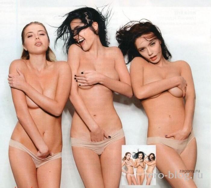 Serebro голые фото, Обнаженные фото группы Серебро