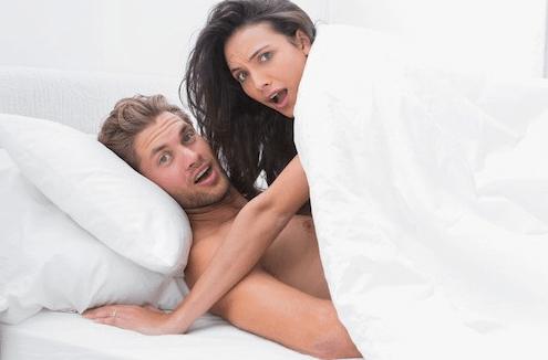 Неудобные ситуации во время секса