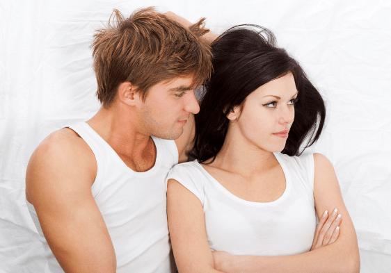 Причины женской фригидности