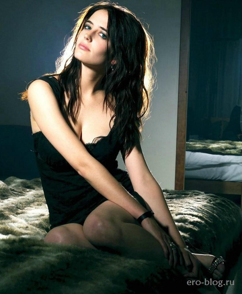 Голая Eva Green фото, Обнаженная Ева Грин