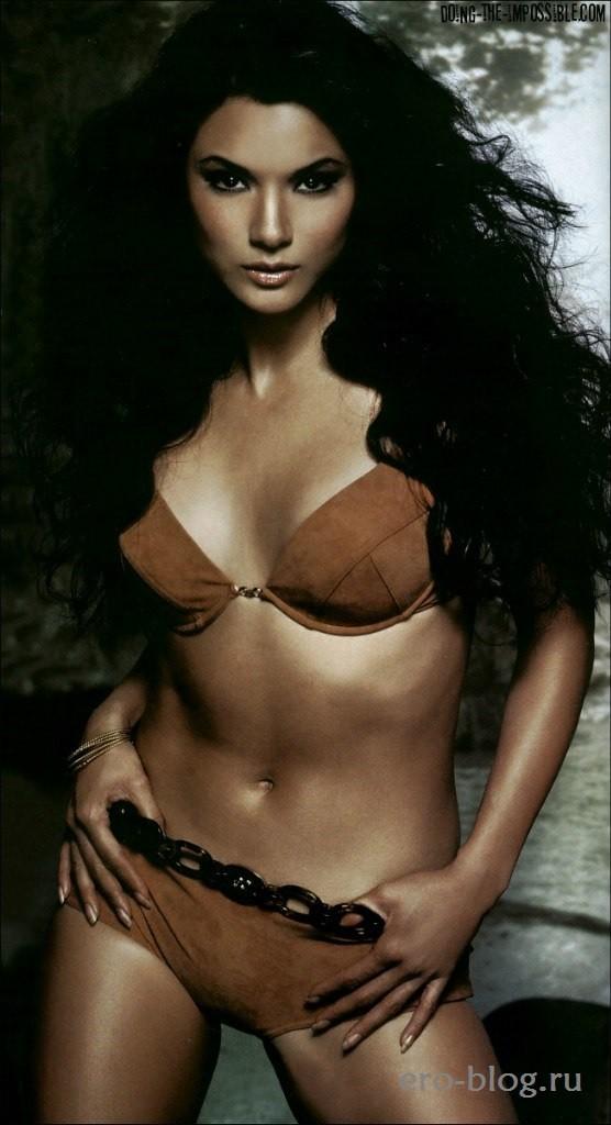 Голая Kelly Hu фото, обнаженная Келли Ху