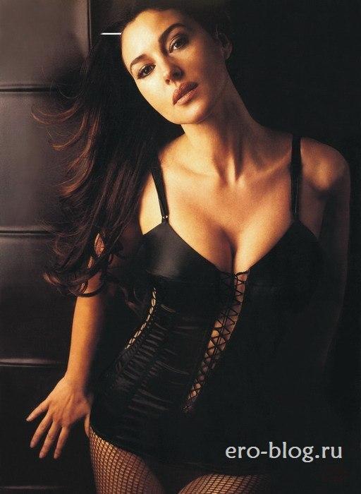 Голая Monica Bellucci фото, обнаженная Моника Беллуччи