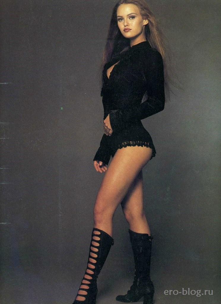 Голая Vanessa Paradis фото, Обнаженная Ванесса Паради